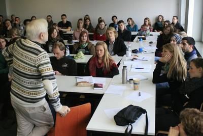 Image Guest Lecture von Blum